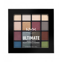 NYX PROFESSIONAL MAKEUP Палетка теней Ultimate Shadow