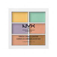 NYX PROFESSIONAL MAKEUP Палетка для коррекции цвета