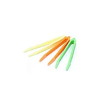 Пинцет цветной средний (8 см)