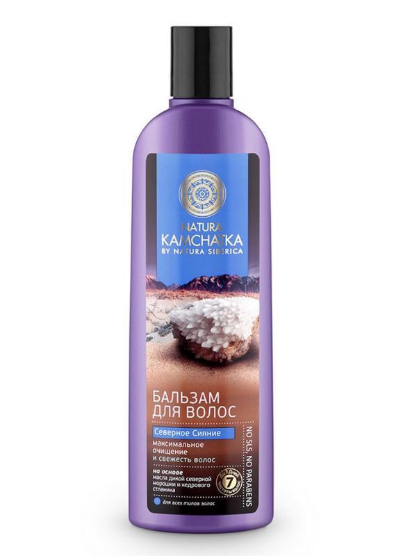 Бальзам для очищения и свежести волос NATURA SIBERICA