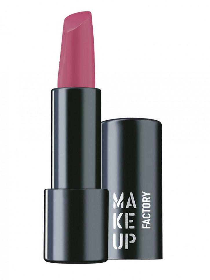 Помада для губ полуматовая Чистый розовый MAKE UP FACTORY