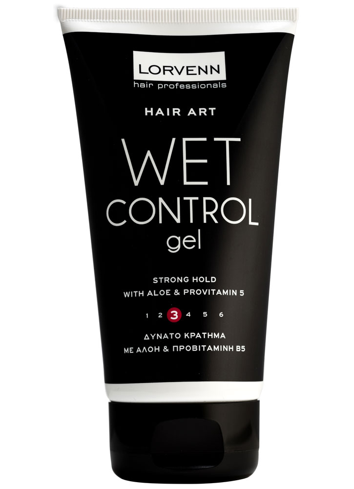 Гель для создания эффекта мокрых волос LORVENN