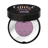Тени для век глиттерные Удивительный фиолетовый PUPA
