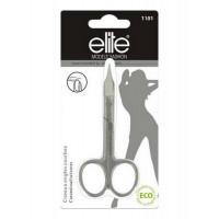 Ножницы для маникюра изогнутые ELITE