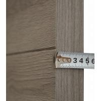 Дверное полотно Verda Турин мод.01 дуб фремонт