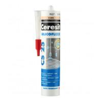 Герметик силиконовый затирка Ceresit CS 25