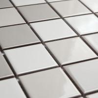 Мозаика Starmosaic Grey Mix Glossy серая керамическая