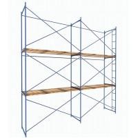 Леса строительные 6х6 м каркас сталь рабочая