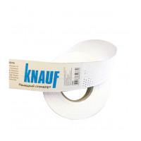 Лента бумажная Knauf для швов гипсокартона 52мм