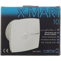 Вентилятор осевой Cata X Mart 10 Inox