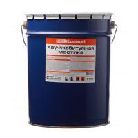 Мастика каучукобитумная Bitumast 18 кг/21.5 л