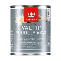 Масло Tikkurila Valtti Puuoljy Akva для наружных