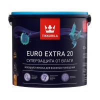 Краска водно дисперсионная Tikkurila Euro Extra