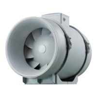 Вентилятор канальный смешанного типа Вентс ТТ