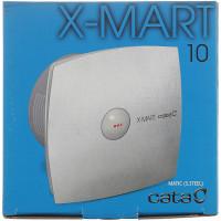 Вентиляторосевойd100 мм Cata X Mart10 слоновая кость