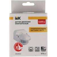 Датчик движения потолочный/настенный IEK ДД 009 1100