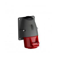 Розетка кабельная ABB Easy&Safe настенная открытая установка