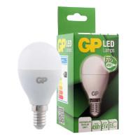 Лампа светодиодная GP 7 Вт E14