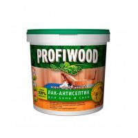 Лак антисептик Profiwood для бань и саун