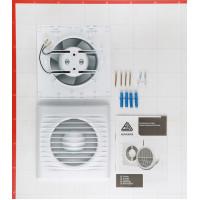 Вентилятор осевой AURAMAX OPTIMA 150х150 мм d100