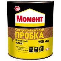Клей Момент Пробка 750 мл