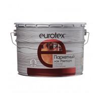 Лак алкидно уретановый паркетный Eurotex Premium бесцветный