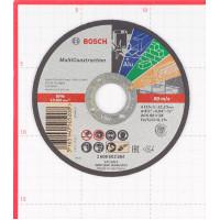 Круг отрезной универсальный Bosch (2608602384) 115х22х1 мм