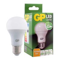 Лампа светодиодная GP 7 Вт E27 груша