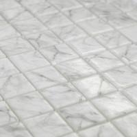 Мозаика Vidrepur Marble № 4300 белая
