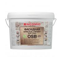 Краска водно дисперсионная для плит OSB Neomid