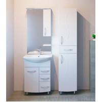 Зеркальный шкаф АСБ Мебель Грета 600