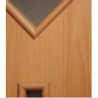 Дверное полотно Принцип Кристалл миланский орех