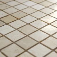 Мозаика Starmosaic Crema Marfil Polished бежевый мрамор