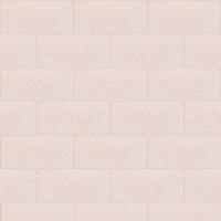 Плитка облицовочная Cersanit Pudra мозаика розовая 200x440x8,5