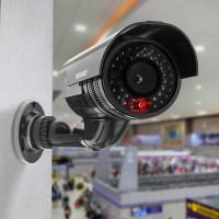 Муляж видеокамеры цилиндрический Rexant уличная установка черный