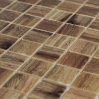 Мозаика Vidrepur Wood № 4201 светлое дерево