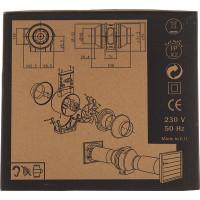 Вентилятор канальный центробежный Cata Duct In Line