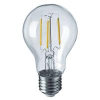 Лампа светодиодная Navigator 8 Вт E27 груша