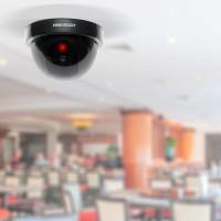 Муляж видеокамеры купольный Proconnect внутренняя установка черный