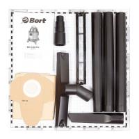 Пылесос строительный электрический Bort BSS 1220