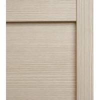 Дверное полотно VellDoris TREND 5P капучино глухое