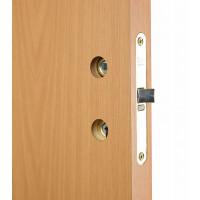 Дверное полотно Verda ДПГ миланский орех глухое