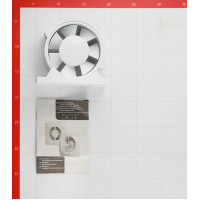 Вентилятор канальный осевой DiCiTi Pro 6 d160