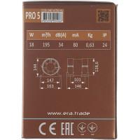 Вентилятор канальный осевой DiCiTi PRO 5 d125