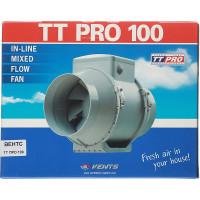 Вентиляторканальныйцентробежный d100 мм Вентс ТТ Про белый
