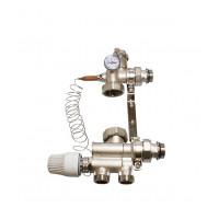Насосно смесительный узел для систем отопления