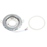 Светильник встраиваемый Sholtz GX53 d116 мм круглый