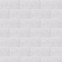 Плитка облицовочная Cersanit Pudra мозаика голубая 200x440x8,5