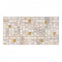 Панель ПВХ 955х480х2 мм Мозаика мрамор