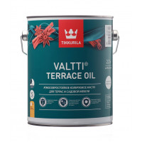 Масло Tikkurila Valtti Terrace Oil для террас